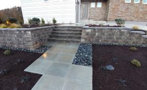 1 Modern Home Design & Build-Exterior-Steps