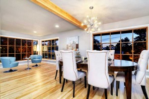 Modern Home Design and Build Diningroom 1