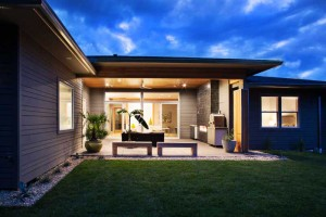 Modern Home Design and Build Patio 2
