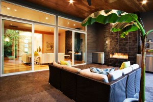 Modern Home Design and Build Patio 3